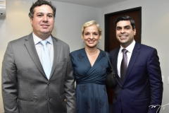Samuel Dias, Paola Braga e Queiroz Filho