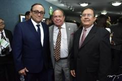 Tin Gomes, Manoel Duca e Elihu Bastos