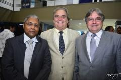 Waldemir Catanha e José e Walter Bardevil