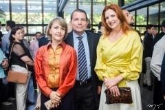 Circe Jane, Fernado Castro Alves e Enid Câmara