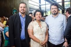Eduardo Barbosa, Zelma Madeira e Davi Barros (1)