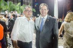 Juarez Soares e João Milton
