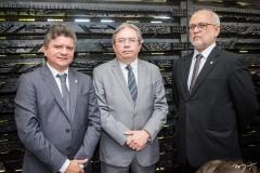 Marcone Lemos, Aluízio Carvalho e Paulo Roberto Nunes (1)