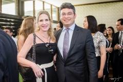 Marjorie e Felipe Ribeiro