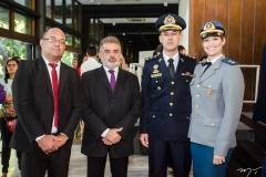 Mauro Castelo, Azevedo Vieira, Marchezan Nacarato e Samara Dantas (2)