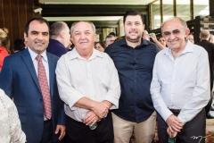 Pereira Junior, Fernando Padilha, Fernando Brandão e Zivaldo Dantas