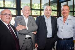 Ramon Rodrigues, Flávio Saboia, Nicedio Nogueira e Edilson de Castro