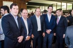 Rodrigo Carneiro, Ariston Pessoa, Joaquim Araújo, Eduardo Carneiro e Bruno Barreira (1)