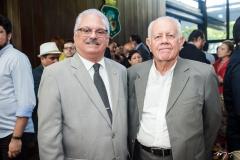 Vitor Frota e Flávio Saboia