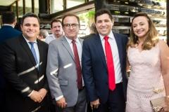 Will Almeida, Gilvan Mendes, Diassis Diniz e Celma Nunes