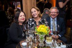 Amelinha, Elda Damasceno e José Damasceno Sampaio