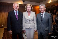 Dieter, Ingrid Guerd e Pádua Lopes