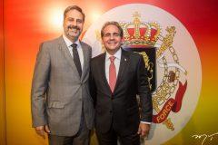 Erinaldo Dantas e Ricardo Bacelar