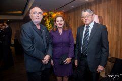 Hans Fiege, Lina Sena e Batista de Lima