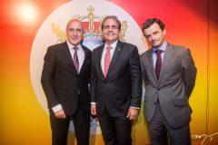Jean Paul Charlier, Ricardo Bacelar e Patrick Herman