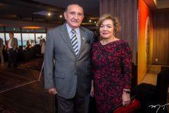 José Airton Texeira e Ruth Ordones Texeira