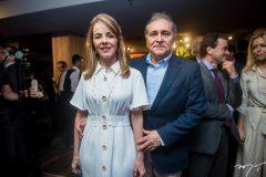 Karísia e Luiz Pontes