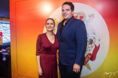 Manoela Bacelar e Thiago Holanda