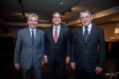 Pádua Lopes, Ricardo Bacelar e Batista de Lima