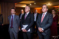Patrick Herman, Jean Paul Charlier e Ricardo Bacelar