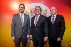 Posse de Ricardo Bacelar como Cônsul Honorário da Bélgica