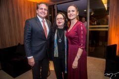 Ricardo Bacelar, Amelinha e Manoela Bacelar