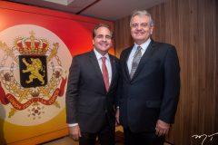 Ricardo Bacelar e Riardo Pereira