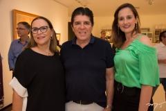 Beatriz Fiúza, Dito Machado e Carol Belchior