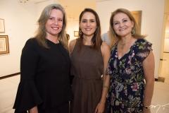 Bia Perlingeiro, Manoela Bacelar e Lenise Queiroz Rocha