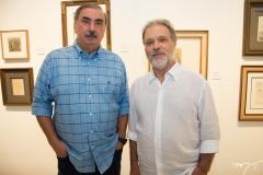 César Montenegro e José Carlos Pontes