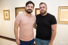 Diego Costa e Nicolas Martins