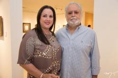 Jacqueline e Alfredo Durbay
