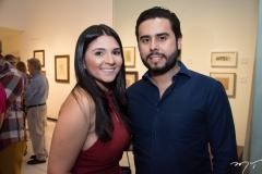 Larissa Coelho e Rodrigo Nóbrega
