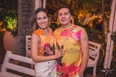 Marilia Coelho e Alex Lima