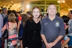 Maria Gorete e Wagner Rolim