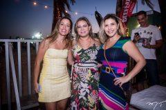 Ana Nunes, Roberta Queiroz e Denise Meira