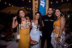 Debora Gondim, Lívia Fonseca,  Mateus Gabriel e Ariane Chaves
