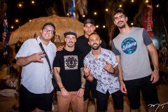 João Neto, Daniel Jamur, Felipe Batista, Italo Alves e Alexandre Catarino