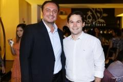Adriano Nogueira e Fábio Albuquerque