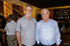 Bosco Carbogin e Jorge Wilson Freire