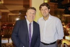 Evandro Colares e Rafael Rodrigues