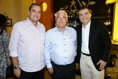 Kalil Otoch, Jorge Wilson Freire e Ricardo Bezerra