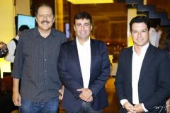 Lupércio Gurjão, Marcos Novais e Rodrigo Freire