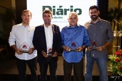 Pedro Saboya, Marcos Novais, Emanuel e Felipe Capistrano