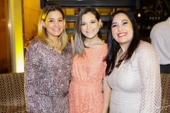 Roberta Andrade, Maira Costa e Alessandra Jacó