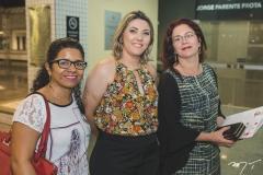 Celsa Ferreira, Sônia Parente e Teresa Lopes
