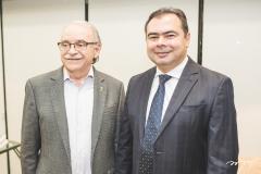 Ednilton Soárez e Idilvan Alencar
