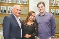 Marcelo Machado, Mônica Abreu e Paulo Feijó
