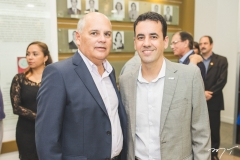 Marcelo Machado e Aluísio Ramalho Filho