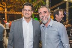 Marcelo Prado e Mauro Costa